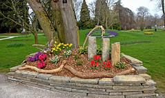 Fête de la tulipe (Diegojack) Tags: morges vaud suisse fêtedelatulipe parc indépendance fleurs printemps arrangement d7200