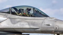 Lockheed Martin F-16C Jastrząb (4055) (Michał Banach) Tags: 31bazalotnictwataktycznego 31blt canoneos5dmarkiv epks f16 f16c krzesiny lockheedmartin poland polska sigma150600f563dgoshsmsports airbase aircraft airplane aviation fighter jet lotnictwo poznań wielkopolskie pl