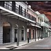 New Orleans  Louisiana - French Quarters -  Balconies