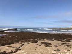 Making Waves - Spanish Point - Ireland (firehouse.ie) Tags: beaches waves sky seaweed sand westcoast ireland spanishpoint shore beach seaside sea ocean atlanticocean atlantic