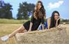 Michela e Melissa... (lulo92) Tags: girls couple friends sexy fashion glamour contrast light sun sunset sunlight boken nikon nikonitalia 50mm top topgilr sensual topgirl salento lecce puglia