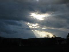 Vest Torpa (Olga Sæteren) Tags: natur skyer