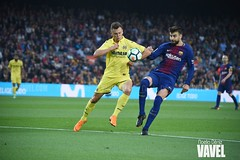 DSC_0972 (VAVEL España (www.vavel.com)) Tags: fcb barcelona barça blaugrana culé azulgrana villarreal submarino amarillo liga campeones pasillo iniesta fútbol primera