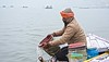 Ganges Fishing Varanasi India DSC_8102 (JKIESECKER) Tags: peopleandnature peoplenature gangesriver gangariver india varanasiindia varanasi people peopleportraits fishing fish fisherman water rivers nature