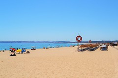 The weather is ready and you ? (riahostelalvor) Tags: beach picoftheday nofilters alvor algarve portugal travel