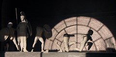 "La guerre, c'est la guerre - VII (Egisto Sani) Tags: glyptothek monaco tempodiafaia aiace ajax teucer atena athena teucro ""trojan war"" ""troy ""guerra di troia"" ""aphaia temple"" ""tempio afaia"" ""late archaic period"" ""periodo tardo arcaico"" ""greek art"" ""arte greca"" marble marmo sculpture scultura egina aegina munich münchen"