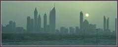 Dubai Sunset. (jenichesney57) Tags:
