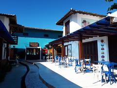 Arraial d'Ajuda, Bahia, Brasil, May 2018. (Rodrigo Marfan) Tags: sun tropical sea light sunlight street bahia brazil colors blue green yellow red outdoors travel vacation arraial cellphotography