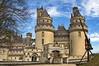 Château de Pierrefonds (Phil du Valois) Tags: château pierrefonds violletleduc fort fortification