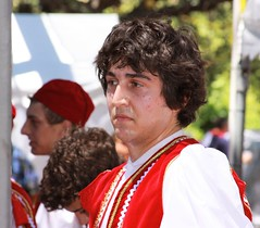 Greek FolkLife Dancers (miosoleegrant2) Tags: greek folk dancers male men guy tx texas folklife coustume texasfolklifefestival event annual ethnicities instituteoftexancultures culture celebration lonestar ethnic food music dance arts crafts