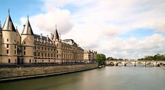 Conciergerie Palace, Paris