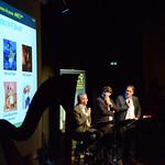 Conférence de presse d'Annecy pour découvrir les derniers éléments de la programmation 2018, suivi d'un ciné-concert. En présence de Dominique Puthod, Mickaël Marin, Patrick Eveno thumbnail