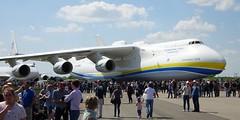 ILA - Berlin Airshow 2018 (Neuwieser) Tags: ila 2018 berlin airshow schönefeld luftfahrt messe expo trade aviation aircraft jet jets helicopter heli antonow an225 mrija антонов ан225 мрія