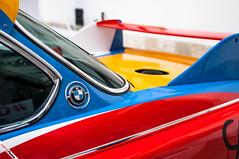 BMW Art Car (m.grabovski) Tags: bmw art car zamek ujazdowski warszawa warsaw polska poland mgrabovski 30 csl alexander calder
