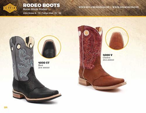 87d6fff3626 Catalogo Amor Sales Bonanza Western Boots Vol 4 Botas Vaqueras_Page_04