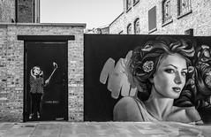 The latest (B&W) (PhredKH) Tags: canonphotography fredkh photosbyphredkh phredkh splendid camdentown northlondon london streetscene graffiti streetart streetsoflondon pavement blackandwhite blackandwhitephotography monochrome 50mm ef50mmf18stm canoneos5dmarkiii