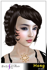 DrLifeGen3Hair Hong (DrLifeGen3Hair SecondLife) Tags: secondlife sl drlifegen3hair drlifegen3 drlife hair flexi slhairstyle