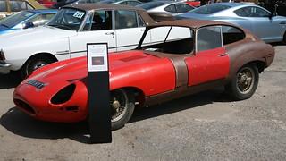 1962 Jaguar E-Type Fixedhead Coupé