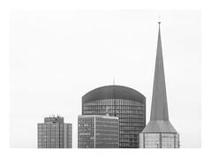 Die Stadt 230 (sw188) Tags: deutschland nrw ruhrgebiet westfalen dortmund sw stadtlandschaft bw blackandwhite