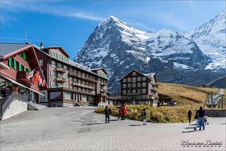 Kleine Scheidegg - Schweiz