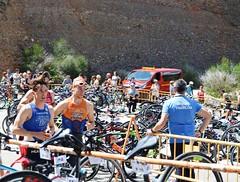 David Huertas Campeón Aragón Triatlón Clasificatorio Tarazona 23