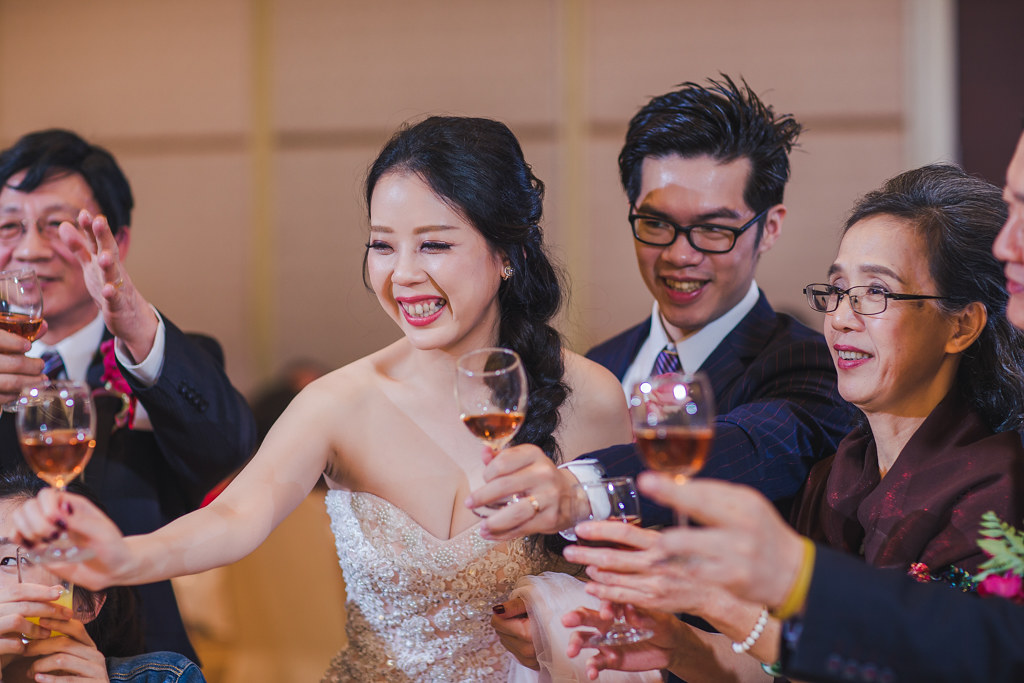 婚禮紀錄,宴客地點,大直仁和齋,婚攝