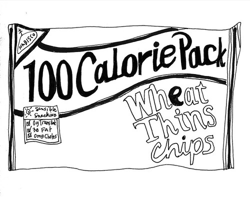 080406: 100 calorie wheat thins