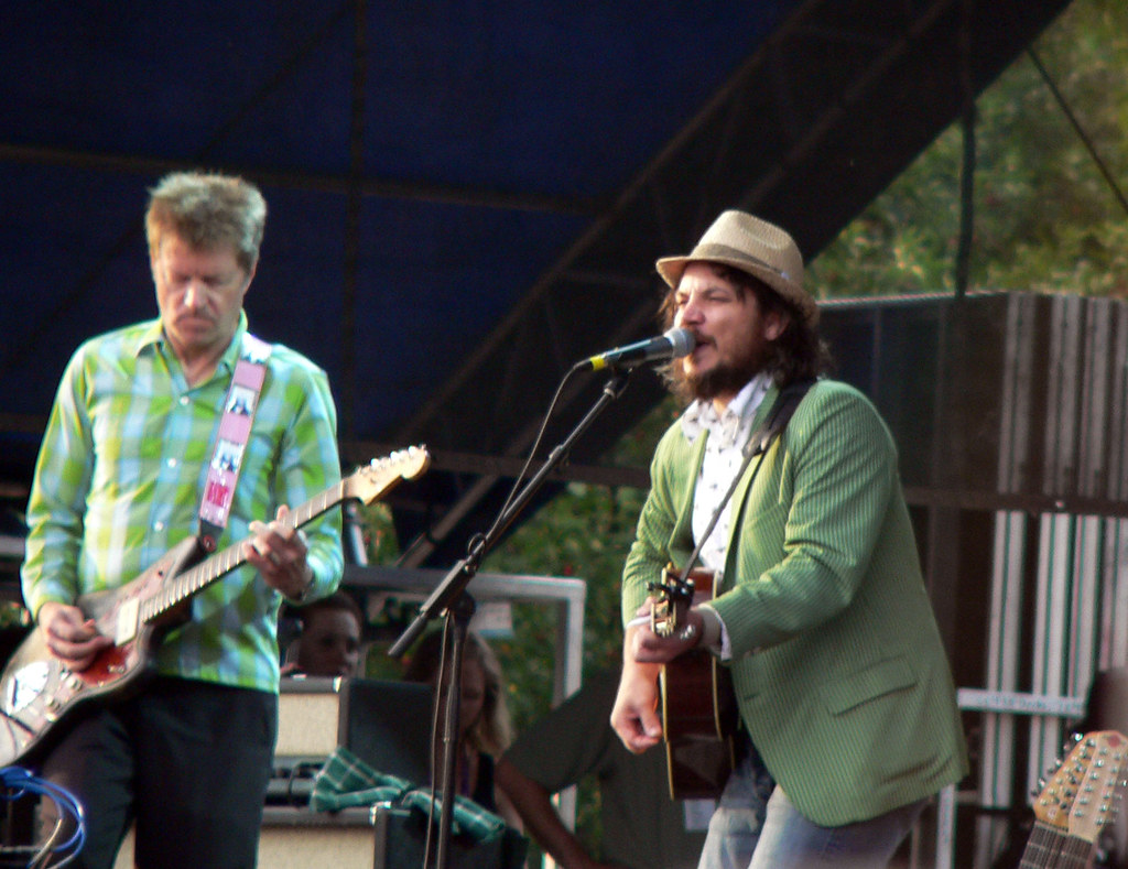 Wilco at Lollapalooza