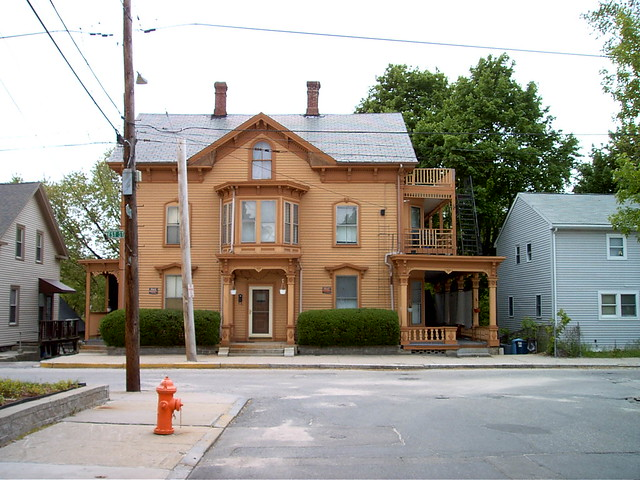 Marie Rose Ferron lived at 157 West Street Woonsocket RI 016 by Marie Rose Ferron