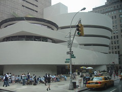 Guggeneim Museum New York