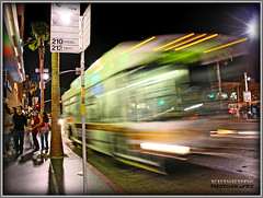 the bus that never sleeps (Kris Kros) Tags: california ca longexposure usa bus public cali night photoshop stars photography evening la us losangeles interestingness high cool interesting nikon bravo pix raw boulevard nightshot dynamic cs2 metro sleep walk fame ps explore socal hollywood kris nightlife walkoffame range hdr blvd kkg 163 212 metrobus 210 supercool 3xp hollywoodstars interestingness8 photomatix pscs2 kros kriskros explorefrontpage exploretop20 kk2k abigfave thebusthatneversleeps specobject kkefp kkgallery