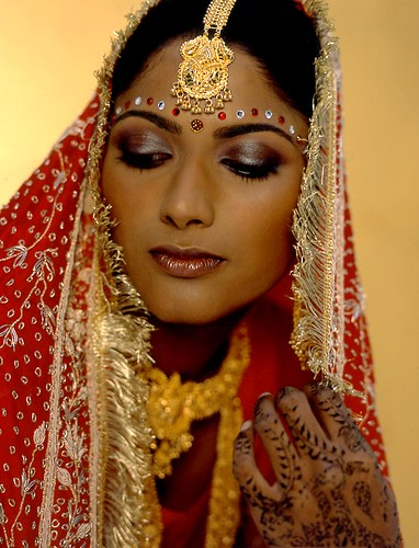 Indian Bride - Brides magazine, May 2006