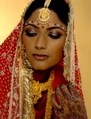 Indian Bride - Brides magazine, May 2006 (kenzilicious) Tags: nyc newyorkcity wedding ny newyork brooklyn magazine bride newjersey bronx manhattan connecticut nj marriage queens susie brides statenisland bridal henne henna mehendi sari mehndi bindi heena tristate kenzi mehandi cushner