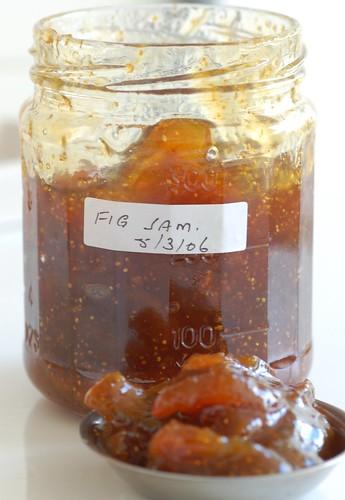 june's fig jam