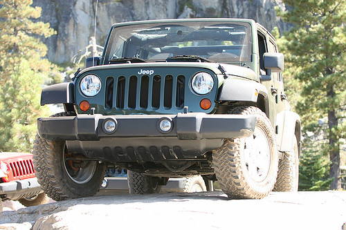 Jeep Wrangler 4 Door Rubicon. 2007 Jeep Wrangler 4 Door