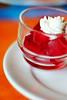 Jelly anyone? (kktp_) Tags: red d50 dessert restaurant strawberry nikon bokeh whippedcream explore jelly 50mmf14d primelenes explore27aug06 50mmfood