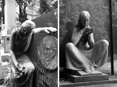 Silenced by death...