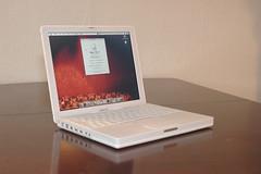 "iBook G4 12"" (Joris Machielse) Tags: apple macintosh ibook g4 ibookg4"