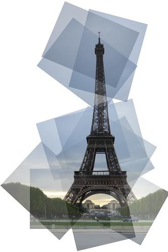 Eiffel panography