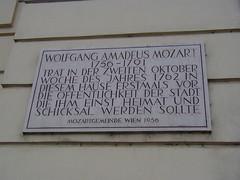 Collalto Palace - Vienna, Austria - Mozart's f...
