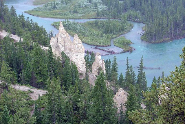 hoodoos (Banff)