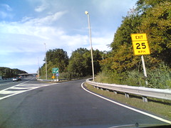 Exit 25MPH