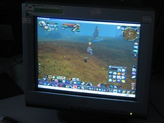 Gold-farm bot killing furbolgs, Jinhua (Julian) Tags: china wow internet games worldofwarcraft jinhua