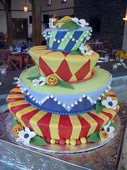 Süslü Pastalar (: