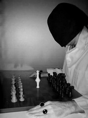 The Subreption of A Chess-Player Gone Mad, 1 1/2 (DerrickT) Tags: strange weird experiments insane experimental surrealism uncle chess surreal odd concept bizarre avantgarde psychological ornot yetagain myuncle morethanwhatmeetstheeye