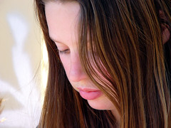 beautiful beauty ({mimi}) Tags: portrait girl beautiful face hair sophie australia lips panasonic teenager dmcfz10 5hits greatermelbourne warrenwood