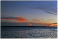 Another beautiful sunset (Hanneke Bantje) Tags: ocean sunset sea sun nature sunrise sunny zee caribbean zon hanneke wonders bonaire antilles ochtendgloren sunsetrise photocurious hannekebantje