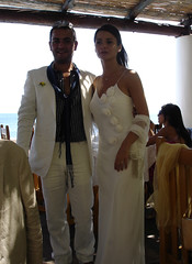 ANDREA E ROSANGELA (francesco_r_russo) Tags: e di matrimonio panarea pierpaolo rosangela