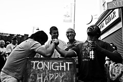 Arm wrestling in Bricklane II (fabbio) Tags: london portfolio bricklane canoneos350d e1 bethnalgreen banglatown internationalcurryfestival2006 streetarmwrestling grouplondonalt fds24h