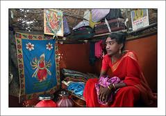 Raje at her place - Chennai (Maciej Dakowicz) Tags: gay india sex madras transgender chennai gender transsexual eunuch ches hijra aravani aravanis eunuchs hijras